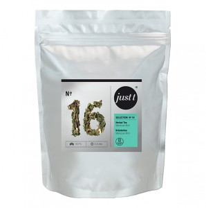 Moroccan Mint Just Tea ≼No.16≽ Liściasta herbata ▸100gram