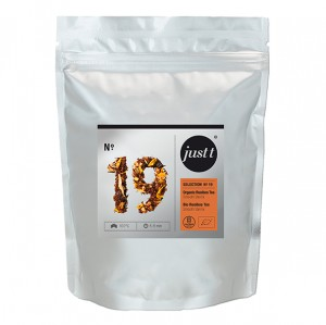 Bio Rooibos Smooth Vanilla Just Tea ≼No.19≽ Liściasta herbata ▸130gram