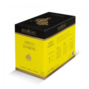 Richmont Green Jasmine | 50 saszetek