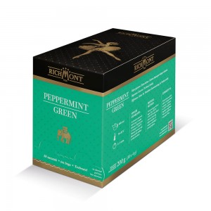 Richmont Peppermint Green | 50 saszetek