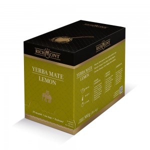 Richmont Yerba Mate Lemon | 50 saszetek