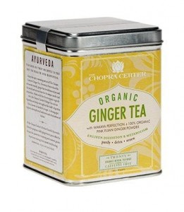 Organic Ginger Chopra Tea - piramidy, 20 szt.