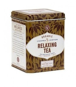 Organic Relaxing Chopra Tea - piramidy, 20 szt.