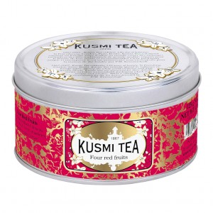 Four Red Fruits Kusmi Tea ⊛ Liściasta herbata ▸125gram