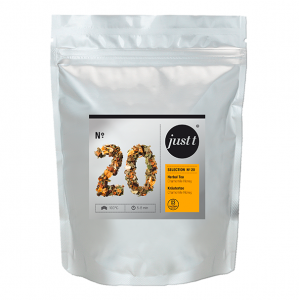 Bio Chamomile Honey Just Tea ≼No.20≽ Liściasta herbata ▸150gram