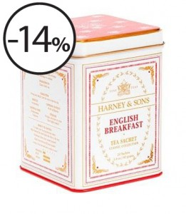 English Breakfast®Czarna herbata Keemun┃Sklep z herbatmi