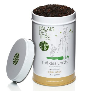 The Des Lords Earl Grey ❙ Palais Des Thes ✻ Liściasta herbata▸ 100 g