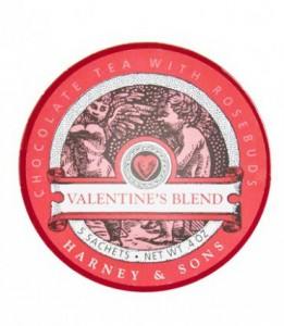 Valentine`s Blend◎ Mini puszka┃Harney & Sons