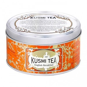 English Breakfast Kusmi Tea ⊛ Liściasta herbata ▸125gram
