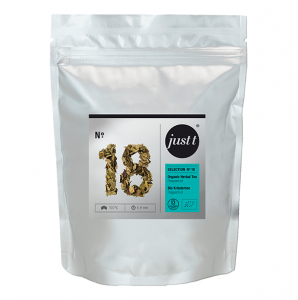 Bio Peppermint Just Tea ≼No.18≽ Liściasta herbata ▸80gram
